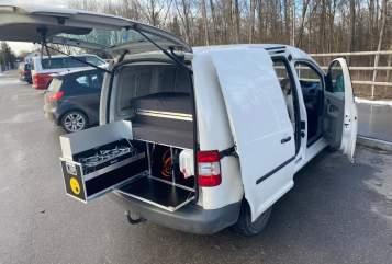 Wohnmobil mieten in München von privat | VW Mini Hugomobil