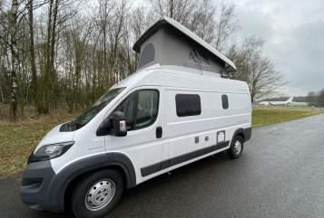 Wohnmobil mieten in Oldenzaal von privat | Hymer COMPACT/HEFDAK