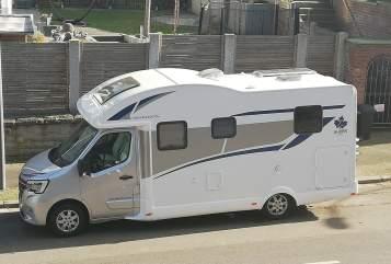 Wohnmobil mieten in Bochum von privat | Ahorn Borni's Mobil