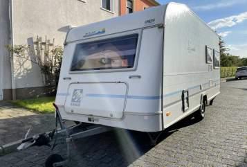 Wohnmobil mieten in Magdeburg von privat | Knaus wohnwagen-md