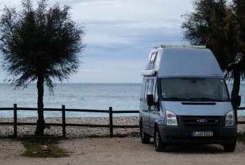 Wohnmobil mieten in Lahnau von privat | Ford Ottilie