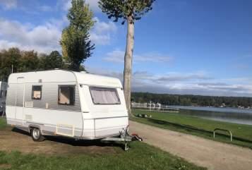 Wohnmobil mieten in Falkensee von privat | Dethleffs  HelgesWohnwagen