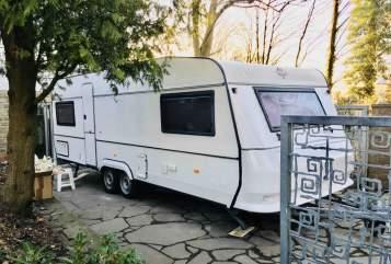 Wohnmobil mieten in Aachen von privat | Hobby Hobby Prestige