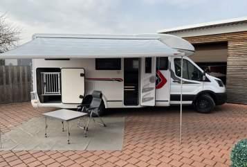 Wohnmobil mieten in Herford von privat   Challenger Challenger 264