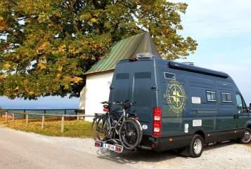 Wohnmobil mieten in Köln von privat | Iveco Unser Iveco