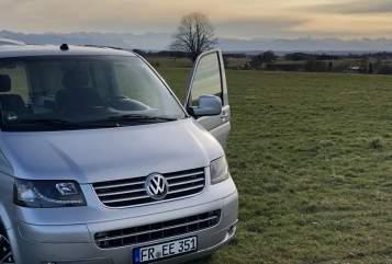 Wohnmobil mieten in Freiburg im Breisgau von privat | VW FR-EE Bulli