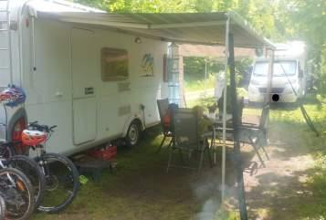 Wohnmobil mieten in Stephanskirchen von privat | Knaus Bob