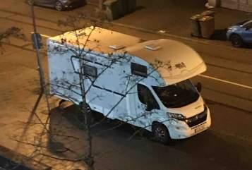 Wohnmobil mieten in Augsburg von privat | Citroen Bela  Bella Easy A