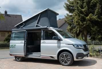 Wohnmobil mieten in Hannover von privat | VW Arne California