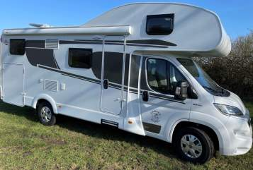 Wohnmobil mieten in Elmenhorst von privat | Carado Carado A464