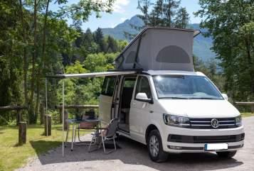 Wohnmobil mieten in Hannover von privat   VW Sam California