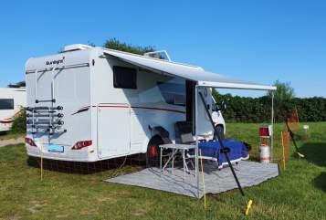 Wohnmobil mieten in Hamm von privat | Sunlight Sunny