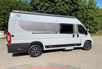 Wohnmobil mieten in Elmenhorst von privat | Fiat Ducato CARADO CV 640