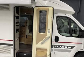 Wohnmobil mieten in Ysselsteyn von privat   Adria Adria 600 SC