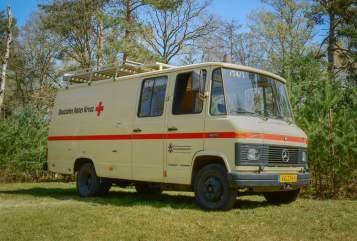 Wohnmobil mieten in 's-Hertogenbosch von privat   Mercedes-Benz Frans