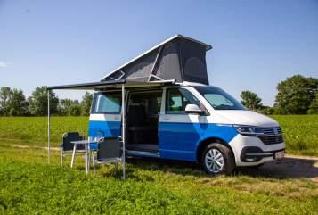 Wohnmobil mieten in München von privat | VW Reli