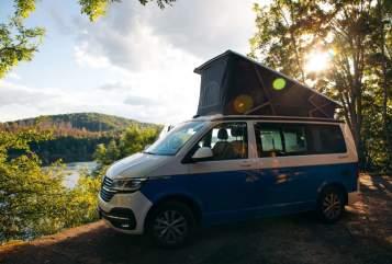 Wohnmobil mieten in München von privat | VW Oceane