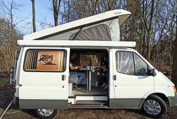 Wohnmobil mieten in Utrecht von privat   Ford weekend roadie