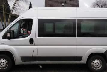 Wohnmobil mieten in Sassenberg von privat   Fiat Ducato Snoopy