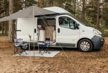 Wohnmobil mieten in Berlin von privat | Opel Ingo