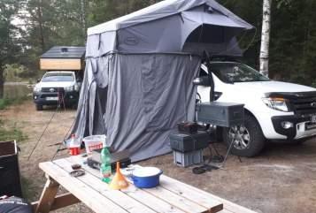 Wohnmobil mieten in Prambachkirchen von privat   Dachzelt Zelt
