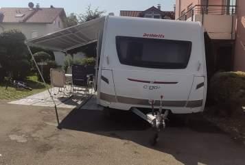 Wohnmobil mieten in Sonthofen von privat | Dethleffs Anton