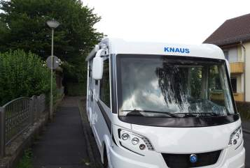 Wohnmobil mieten in Kassel von privat | Knaus Knäuschen