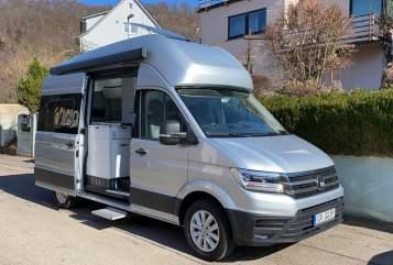 Wohnmobil mieten in Geislingen an der Steige von privat | VW Gran California 600 Crafti