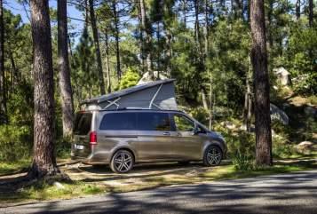 Wohnmobil mieten in Kalkar von privat | Mercedes Marco Polo