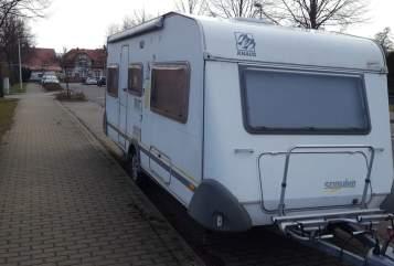 Wohnmobil mieten in Erfurt von privat | Knaus EFFLE