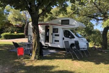 Wohnmobil mieten in Leonberg von privat | Bürstner  Mini