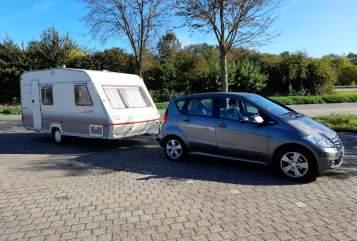 Wohnmobil mieten in Mönchengladbach von privat | Beyerland  Wohnwagen Bayer