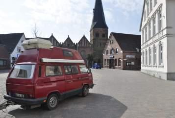 Wohnmobil mieten in Bremen von privat | Volkswagen  Jupp