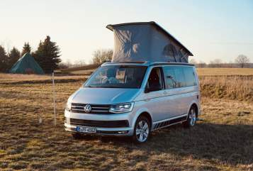 Wohnmobil mieten in Berlin von privat | VW Lenni