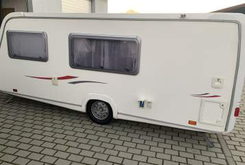 Wohnmobil mieten in Braunschweig von privat | Trigano  Hazel