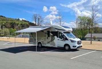 Wohnmobil mieten in Essen von privat | Chausson Bruno Premium