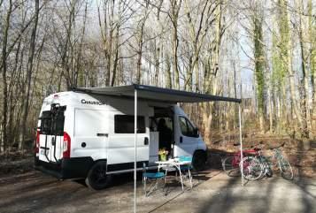 Wohnmobil mieten in Brühl von privat | Chausson Lenny