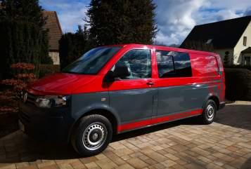 Wohnmobil mieten in Magdeburg von privat | VW Henry