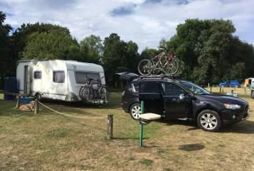 Wohnmobil mieten in Schwanstetten von privat   Knaus Big Family