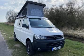 Wohnmobil mieten in Oldenburg von privat | VW Mr. T