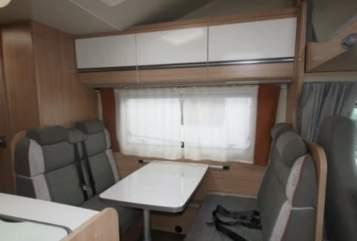 Wohnmobil mieten in Landau in der Pfalz von privat | Capron Glücksmobil