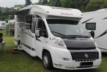 Wohnmobil mieten in Bad Hersfeld von privat   Fiat Ducato BigWave