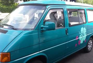 Wohnmobil mieten in Ratingen von privat | Volkswagen Flipp
