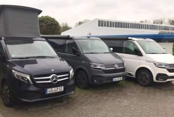 Wohnmobil mieten in Salzhausen von privat | Mercedes Benz Marco Polo