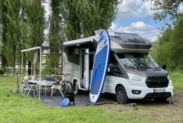 Wohnmobil mieten in Magdeburg von privat | Challenger Gord 1