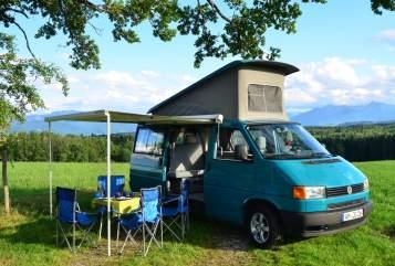 Wohnmobil mieten in Seeshaupt von privat | VW Gecko