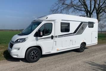 Wohnmobil mieten in Burgwedel von privat | Knaus Knaus VANSATION