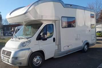Wohnmobil mieten in Wiggensbach von privat | Euro Mobil Eura