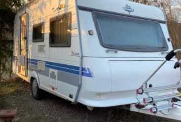 Wohnmobil mieten in Schleusingen von privat   Hobby Hobby
