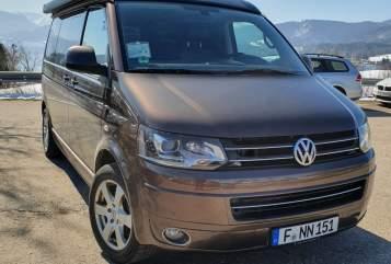 Wohnmobil mieten in Frankfurt am Main von privat | VW Der Multi